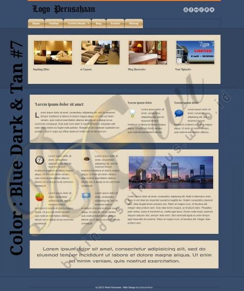 Contoh Laporan Company Web Profile