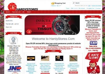 hardystores.com