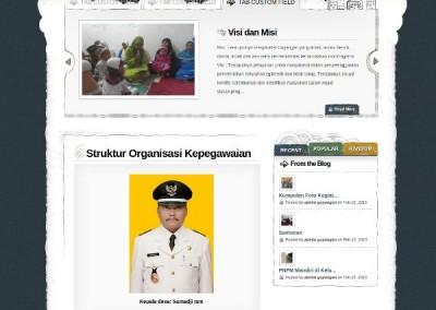 kelurahanguyangan.com