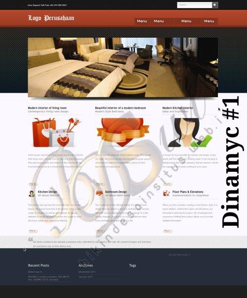 Jasa Desain Web Perusahaan